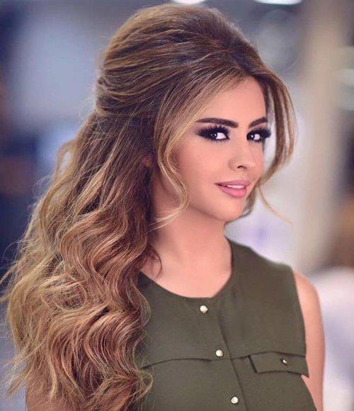 صوره احدث تسريحات 2019 , ياسلام علي تصفيف شعرك يهوس
