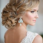 تسريحات الشعر للعروس 2020 , الليلة ليلتك يا عروسة تميزي وتالقي بشعرك