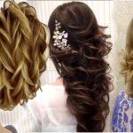تسريحات شعر مناسبات اجمل التسريحات بتجنن 2020 , ظبطى شعرك يا قمراية و ابهرى الكل