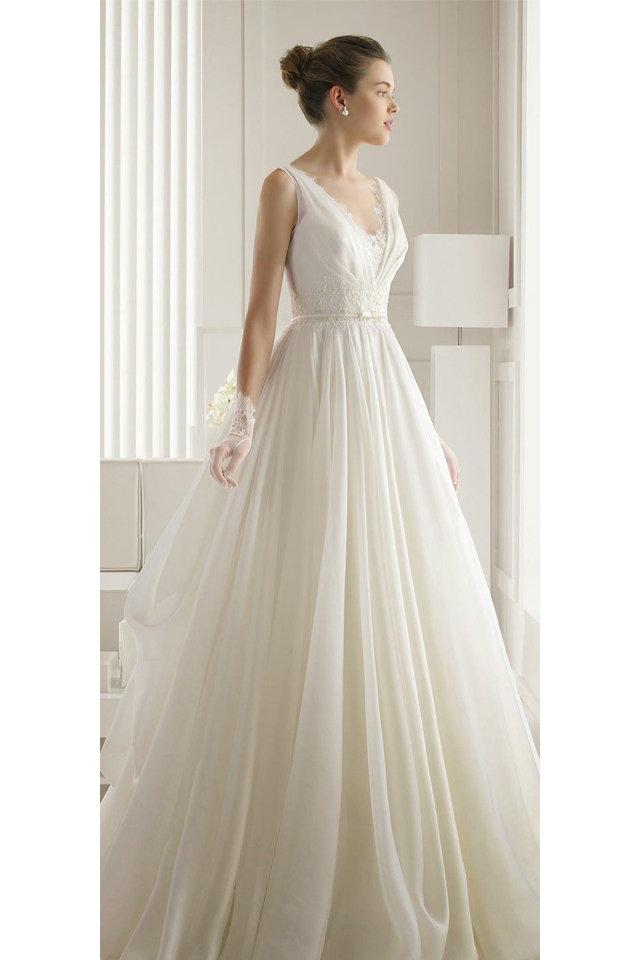 بالصور صور فساتين اعراس ناعمة , فستان ليلة العمر 331 3