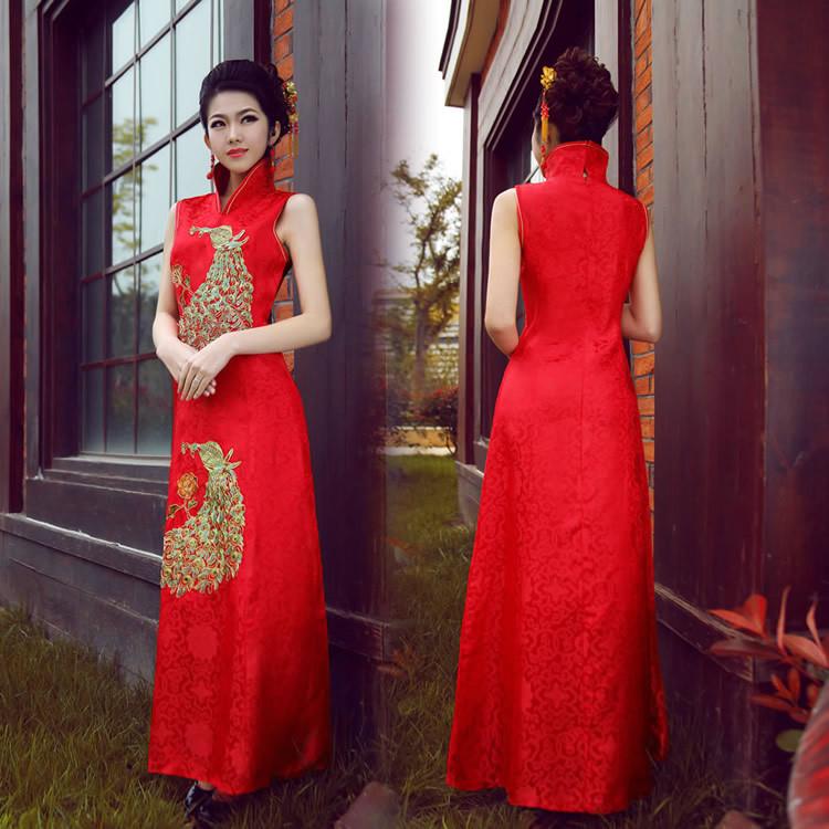 بالصور تصاميم فساتين صينيه , فن الصين في احدث التصميمات 334 6