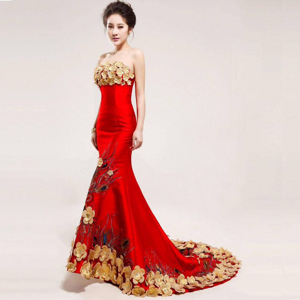 بالصور تصاميم فساتين صينيه , فن الصين في احدث التصميمات 334 7
