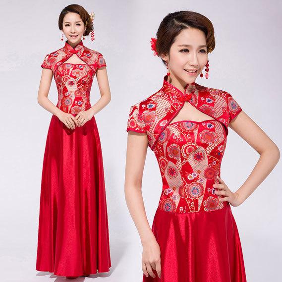 بالصور تصاميم فساتين صينيه , فن الصين في احدث التصميمات 334 8
