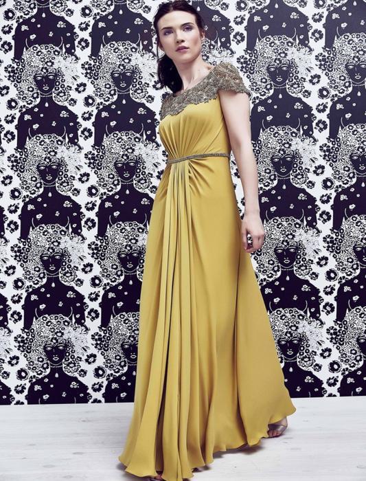 بالصور موديلات فساتين جديده , اشيك فستان جميل 336 17