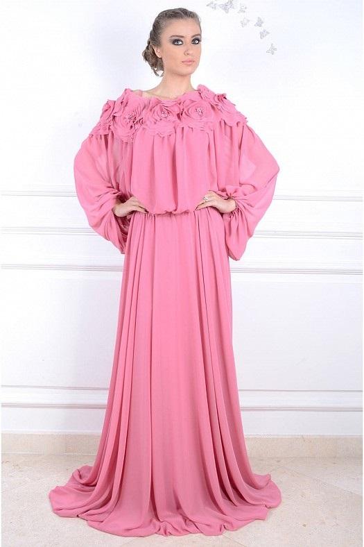 بالصور فساتين سهره واسعه , اهتمامك في اختيارك لفستانك 342 2
