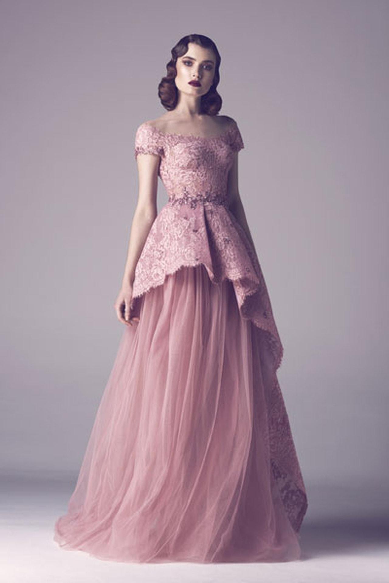 بالصور فساتين سهره واسعه , اهتمامك في اختيارك لفستانك 342 3