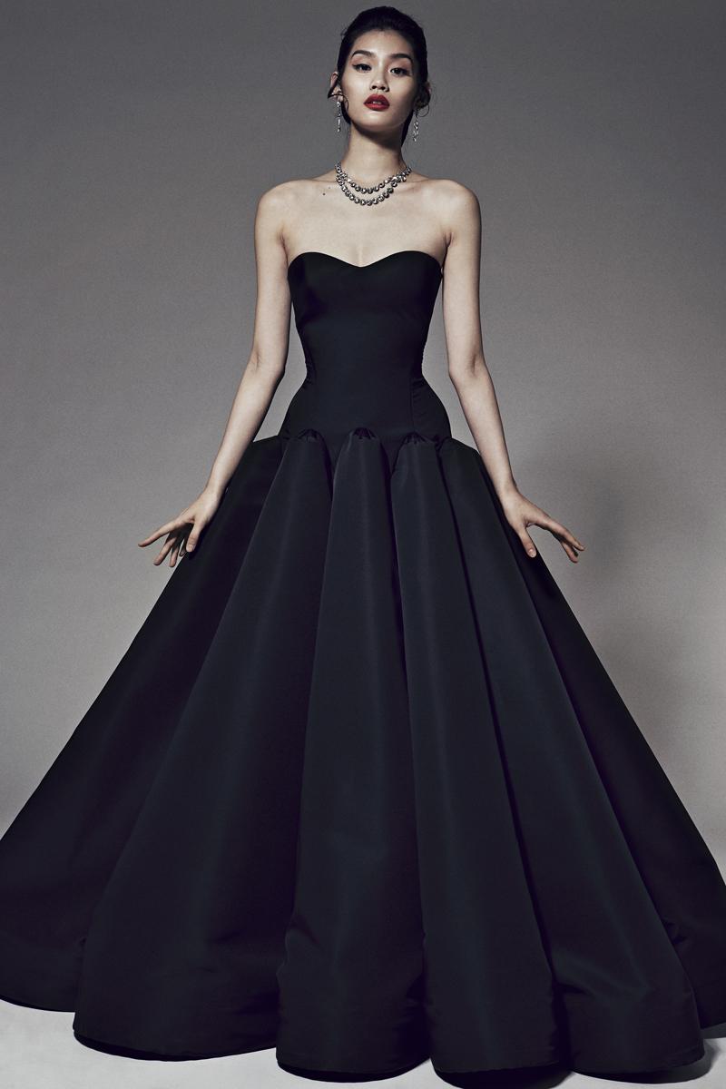 صوره فساتين سهره واسعه , اهتمامك في اختيارك لفستانك