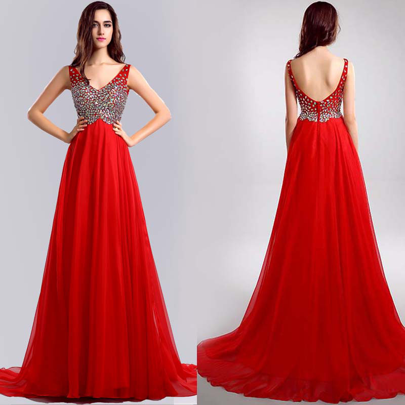 بالصور صور فساتين طويله للسهره , فن اختيار الفساتين الراقيه 345 4