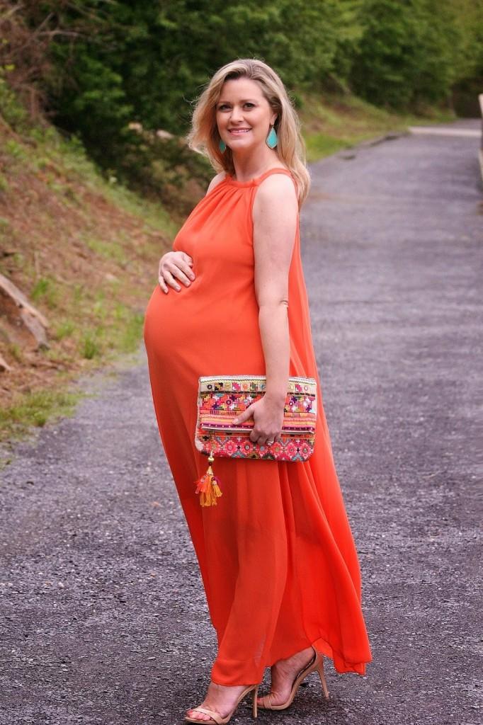 صوره صور فساتين حوامل , اجدد الموديلات للمراه الحامل