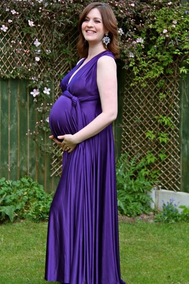 بالصور صور فساتين حوامل , اجدد الموديلات للمراه الحامل 346 4