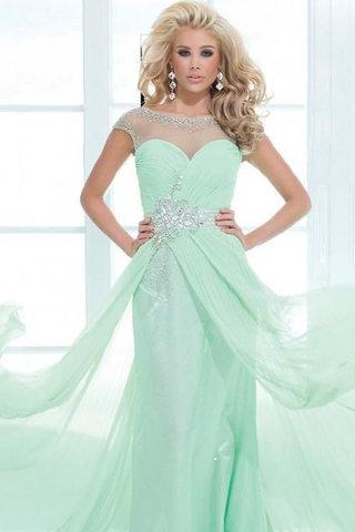 صور اجمل صور فساتين , فستان خطوبه جميل