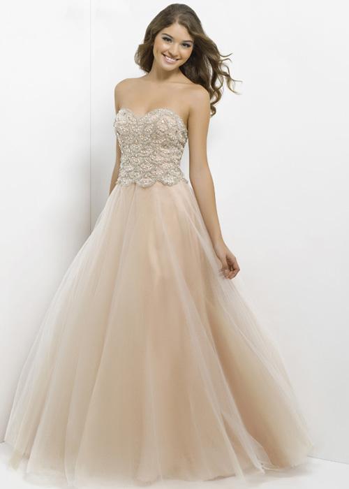بالصور اجمل صور فساتين , فستان خطوبه جميل 360 4