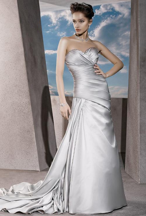 بالصور اجمل صور فساتين , فستان خطوبه جميل 360 9
