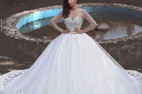 بالصور فساتين عرايس جديده , ما هو الفستان المناسب لكي 364 8 500x330
