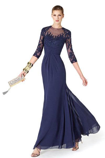 صوره فساتين انيقة للسهرات , ابرز الفساتين الجميله