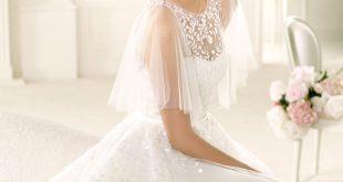 صوره صور فساتين عرايس , ليلة زفاف ساحرة