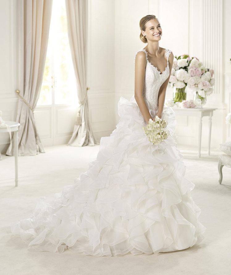 بالصور صور فساتين عرايس , ليلة زفاف ساحرة 371 2