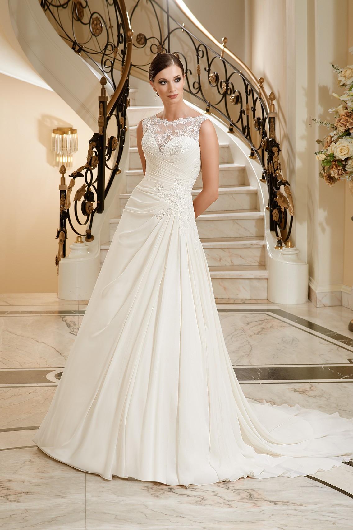 بالصور صور فساتين عرايس , ليلة زفاف ساحرة 371 3