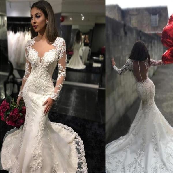 بالصور صور فساتين عرايس , ليلة زفاف ساحرة 371 9