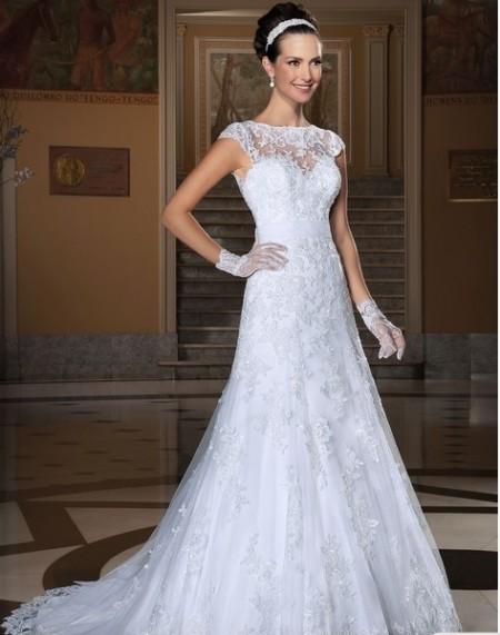 بالصور فساتين زفاف 1999 , فستان للبيع والايجار 377 3