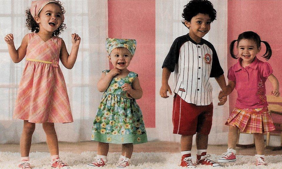 بالصور صور اجمل ملابس اطفال , ثياب للبنات والبنين 379 1