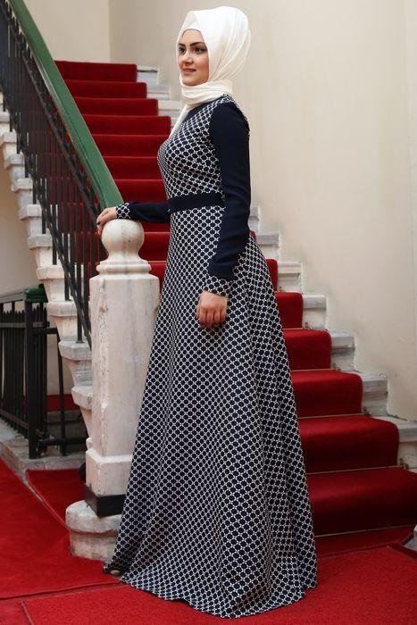 بالصور ملابس شيك للمحجبات , ثياب جديد للمحجبه 383 1