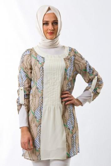 بالصور ملابس شيك للمحجبات , ثياب جديد للمحجبه 383 5