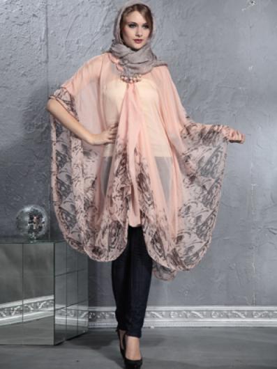 بالصور ملابس شيك للمحجبات , ثياب جديد للمحجبه 383 6