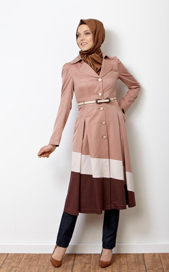 بالصور ملابس شيك للمحجبات , ثياب جديد للمحجبه 383 7