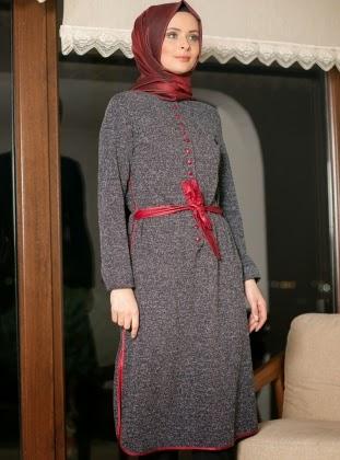 بالصور ملابس شيك للمحجبات , ثياب جديد للمحجبه 383 9