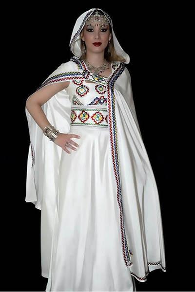 بالصور ملابس عصرية جزائرية , لباس جزائري جميل 384 4