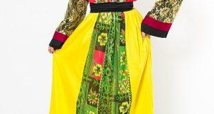 ملابس عصرية جزائرية , لباس جزائري جميل