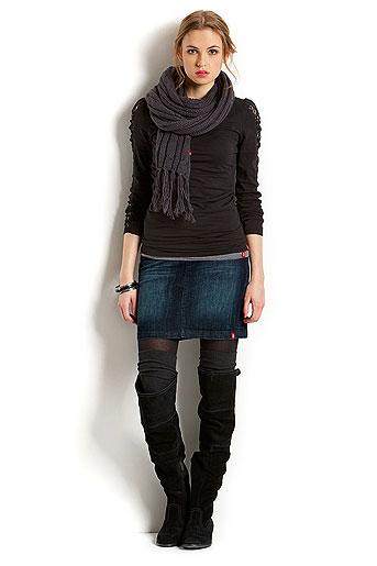 صورة ملابس مراهقات للشتاء , اشيك لبس شتوي