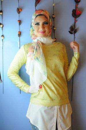 بالصور ملابس محجبات كاجوال للمراهقات , اشيك الموديلات للبنت المحجبه 392 10