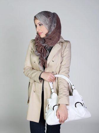 بالصور ملابس محجبات كاجوال للمراهقات , اشيك الموديلات للبنت المحجبه 392 11
