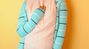 صورة ملابس محجبات كاجوال للمراهقات , اشيك الموديلات للبنت المحجبه