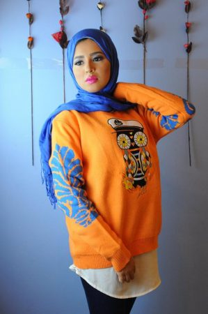 بالصور ملابس محجبات كاجوال للمراهقات , اشيك الموديلات للبنت المحجبه 392 2