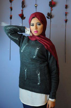 بالصور ملابس محجبات كاجوال للمراهقات , اشيك الموديلات للبنت المحجبه 392 4