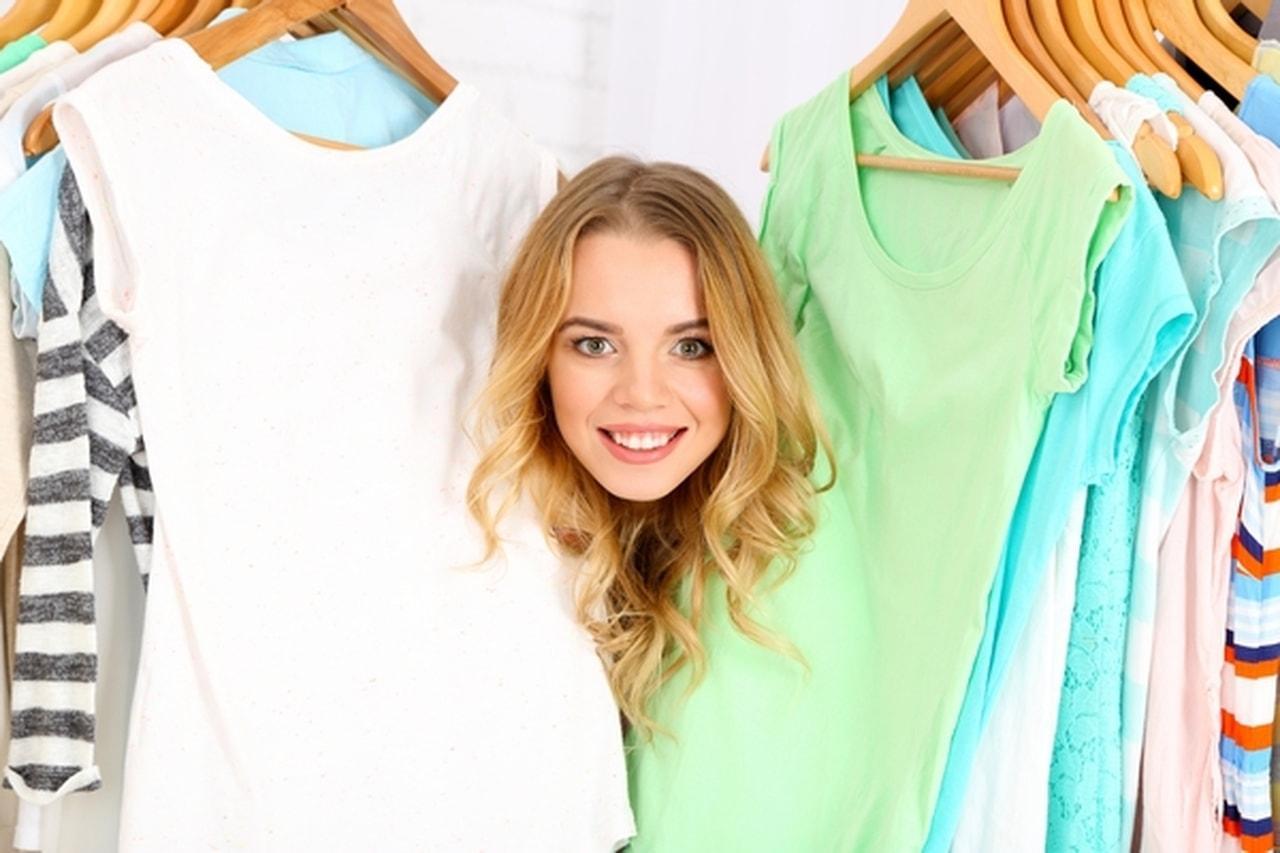 صورة نصائح عند اختيار الملابس , نصيحة مهمة عند شرائك اللباس