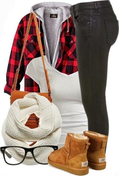 بالصور ملابس شتوية للبنات المراهقات , زي ملابس ثقيله للشتاء 395 3