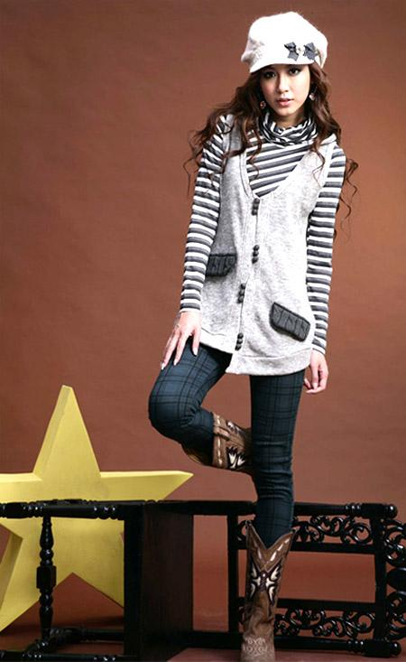 بالصور ملابس شتوية للبنات المراهقات , زي ملابس ثقيله للشتاء 395 7