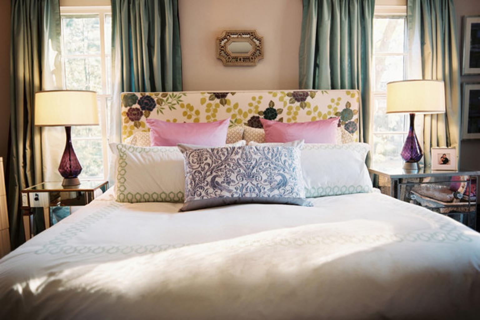 بالصور صور غرف نوم رومنسية , تصميمات اثاث للعروس 401 1