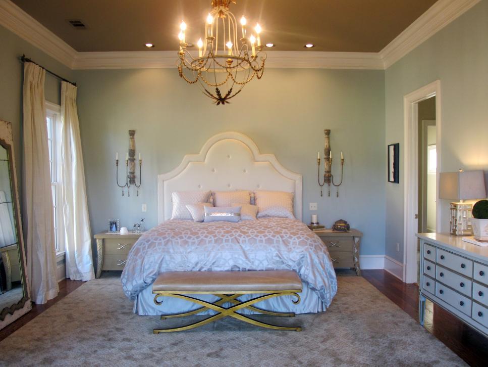 صوره صور غرف نوم رومنسية , تصميمات اثاث للعروس
