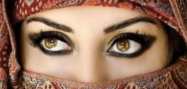 بالصور كحل الاثمد الاصلي بالصور , لاحلي عيون في العالم 406 7
