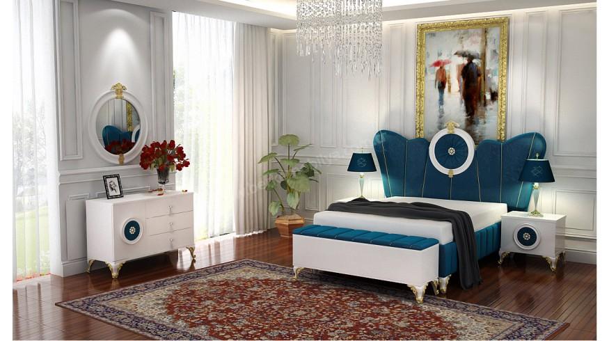 بالصور صور غرف نوم جديده , اثاث كلاسيك ومودرن 421 2