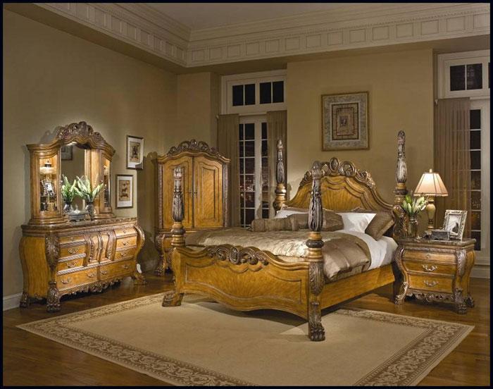 بالصور صور غرف نوم جديده , اثاث كلاسيك ومودرن 421 4