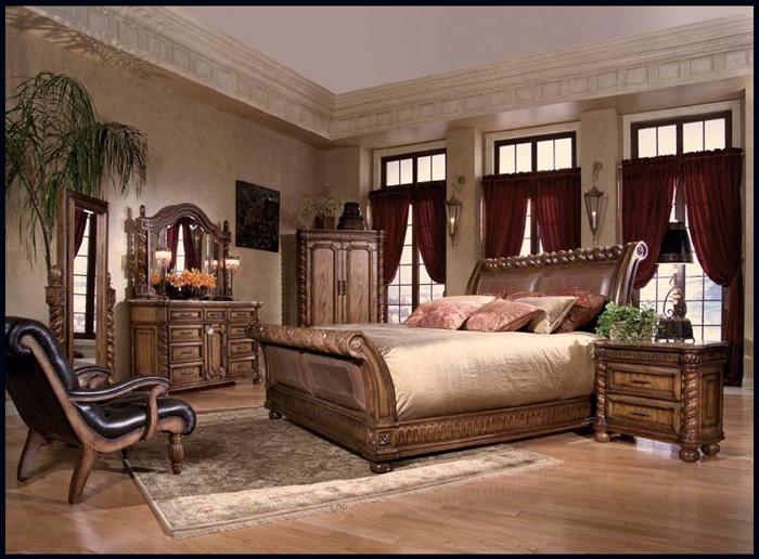 بالصور صور غرف نوم جديده , اثاث كلاسيك ومودرن 421 5