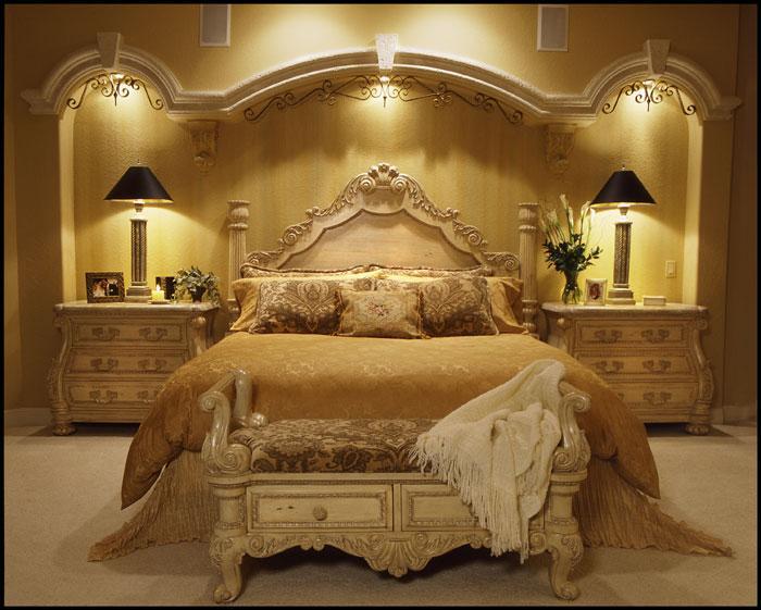 بالصور صور غرف نوم جديده , اثاث كلاسيك ومودرن 421 6