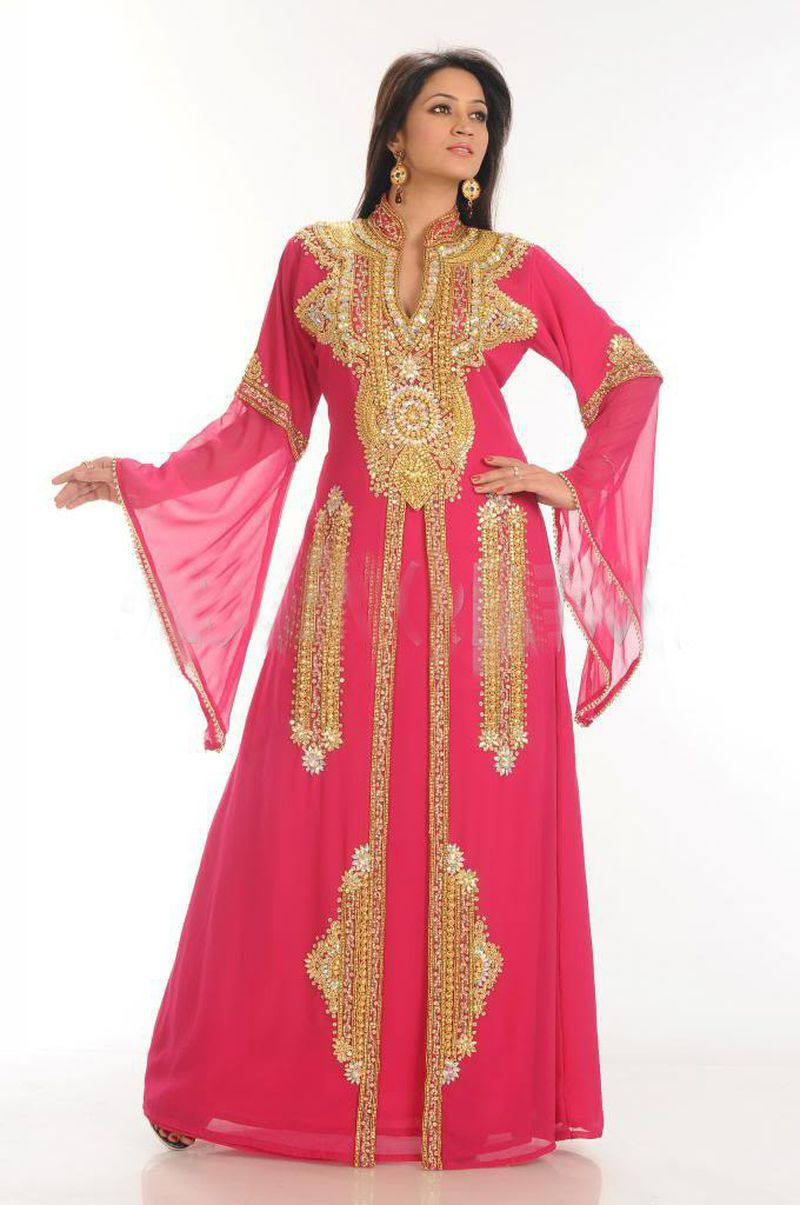 صوره صور عبايات مغربية , اجمل طله مغربيه