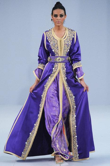 بالصور صور عبايات مغربية , اجمل طله مغربيه 422 2